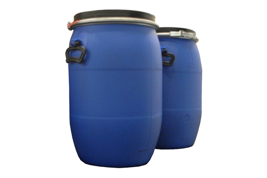 Fässer aus Kunststoff