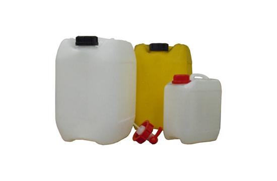 Kanister aus Kunststoff